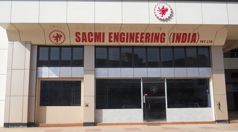 SACMI ENGINEERING (INDIA) - Morbi Warehouse